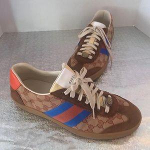 Mens Gucci G74 Original Gg Sneaker Webb
